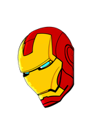 Iron-man-disegno-by-olmo by Aldointrepido