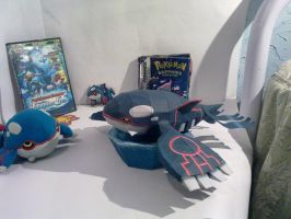 Kyogre by kyogre92