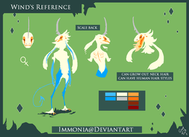 Wind's Reference by Immonia