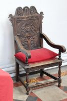 Ornate Chair by fuguestock