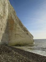 Seven Sisters: Bottom of Cliff by EnviousHorse