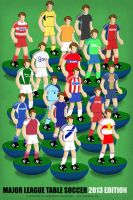 MLS Subbuteo by bowbood