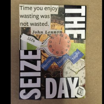 Seize the Day by slaphappyturtle