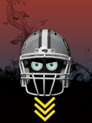 American Football Enemy by nathanluther