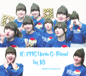 10 Png Yerin G-Friend by chitrinh149