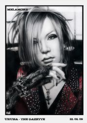 Uruha - The Gazette by FairyARTos