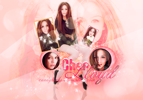 Cher Lloyd wallpaper by CandyBiebs