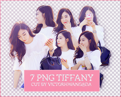 PACK PNG TIFFANY @150806 AIRPORT by victorhwang