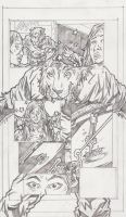 Stars 2 Page 19 Pencils by KurtBelcher1