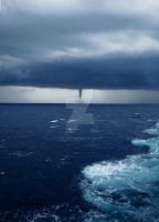 Waterspout by Shell-Buchanan