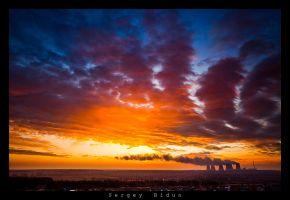 Colorful Clouds... by sergey1984