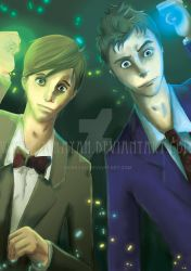 The two Doctors by Morayah