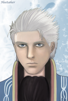 Vergil Sparda by DarkHeather
