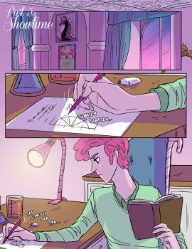 Pg47 I Never Said You Had To Be Perfect by Hootsweets