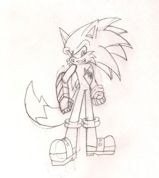 Cooper Sketch by Sonicfan160