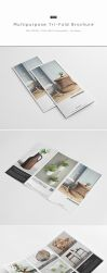 Multipurpose Tri-Fold Brochure Vol.2 by shapshapy