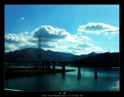 View From Bus by suika