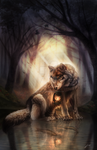 Keeper of Lost Things by XxBattleLionessxX