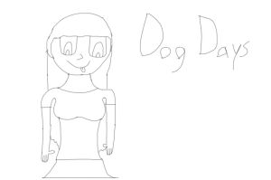 Dog Days Cover by Lildawg32301