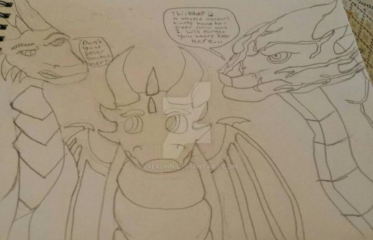 Conflict (WIP) by Kyeronn