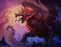 Corrupted Onyxia by KTK87