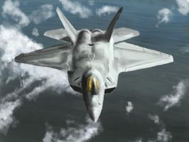 exercise F22 by Lance97