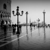 Strangers In The Rain by AlexandruCrisan