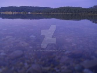 Across the lake 2 by nleckman