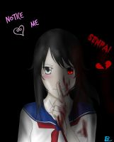 Yandere: Two sides by Heresyangel