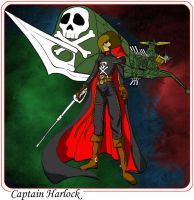 The MAN Harlock by GSDavisArt