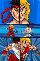 Street Fighter page 2 by 08yo8387