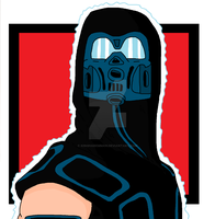 sub zero / Youngjustice2k11 inspiration by KingHaremMan