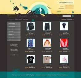 online store for surfers by bratn