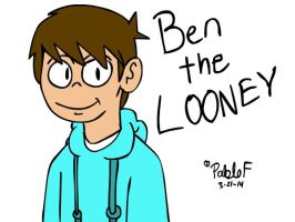 Ben the Looney - 2014 (UPDATES BELOW) by Pablos-Corner