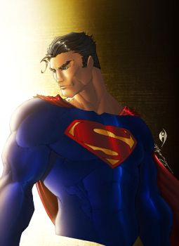 The Man of Steel by Patrick-Hennings