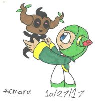 Cosmo and Phantump