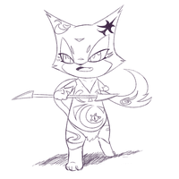 .:CO:. Purrloin warrior