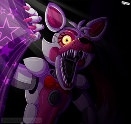 FNAF - A performance was demanded of me by Amanddica