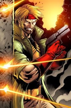 Grifter color by JPR04