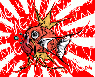 Magikarp by Garcho