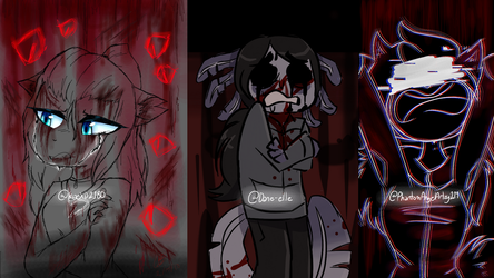 Vent collab with friends by PhantomAngelArtzy219
