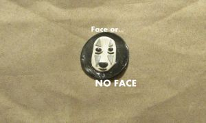 Face or NO FACE? by BowCrazyHeroGirl