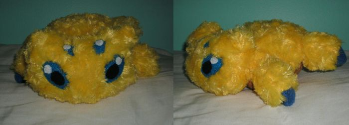 Joltik Plush by QTZephyr