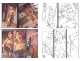 Morning glories 12 page 8 by alexsollazzo