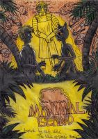 Manimal Island - Front Cover by Khialat
