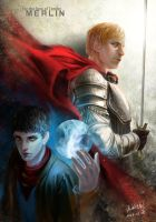 Merlin by exiletohell