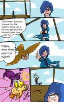 HG Nuzlocke : 28 by SaintsSister47