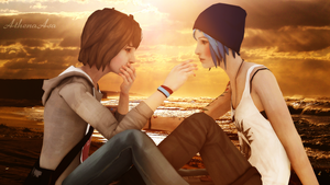 Life Is Strange Majority of Decisions by AthenaAsa