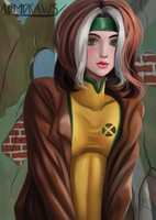 Rogue by admdraws