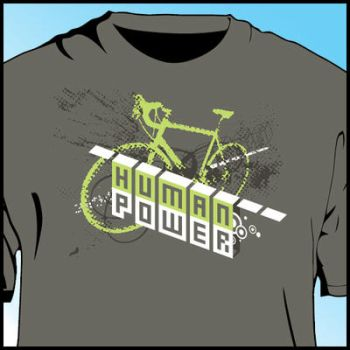Human Power - Bicycle Advocacy by digitaldecay